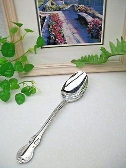 Wallace Silver  CAMDEN  18/10  Stainless Steel Solid Serving