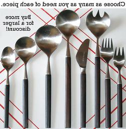 Choose Your Pieces of Oslo Norway Lauffer Stainless Steel &