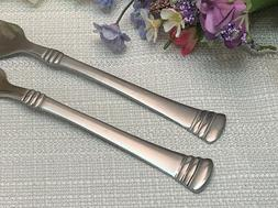 Cambridge CODIE Satin Frost~ Forks, Spoons~ Beautiful Condit