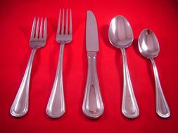 Wallace Continental Bead Stainless Flatware Your Choice NEW