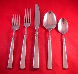 Oneida Easton Glossy Stainless Flatware Your Choice