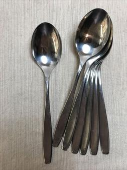 WMF Hamburg 7-3/4 Inch Stainless Steel Serving Spoons VGUC