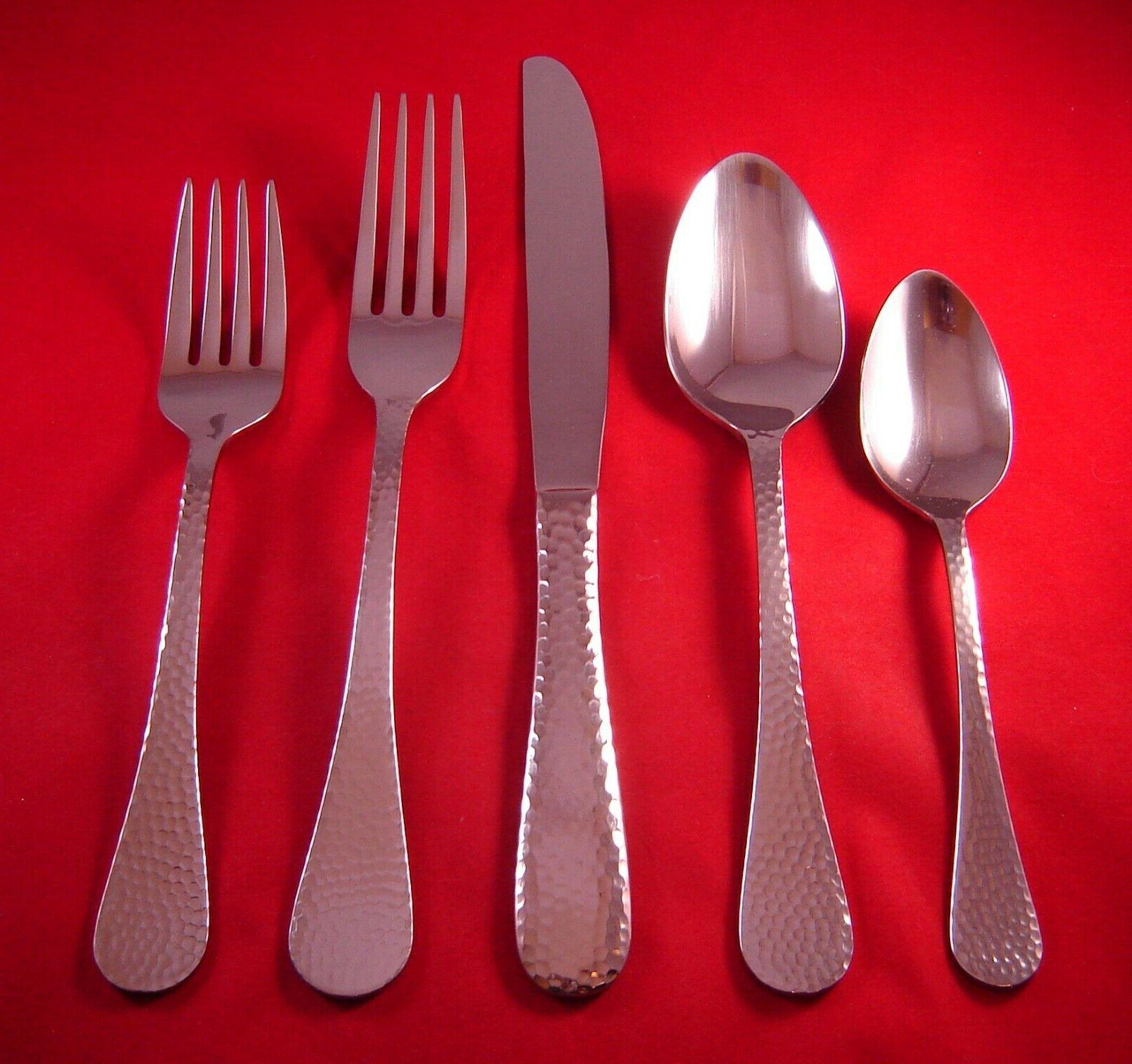 brooklyn stainless flatware your choice new