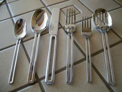 TOWLE NORDIC 18/10 STAINLESS FLATWARE CHOOSE YOUR ITEMS