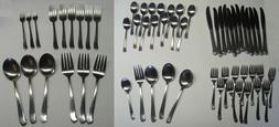 Wallace Saybrook Stainless Flatware Teaspoons or Serving Spo